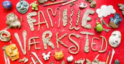 Keramik: Familieværksted