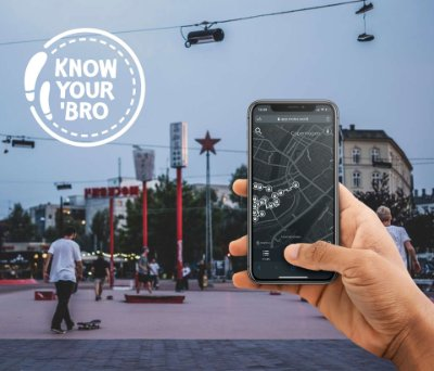 KNOW YOUR 'BRO – NØRREBRO