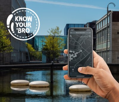 KNOW YOUR 'BRO – AMAGER