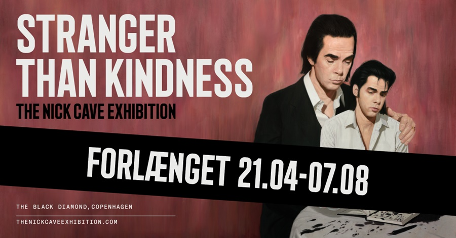 Stranger Than Kindness - The Nick Cave Exhibition