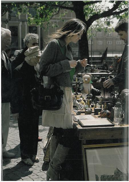 Gammel Strand antikmarked